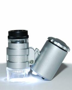 Mini microscopio